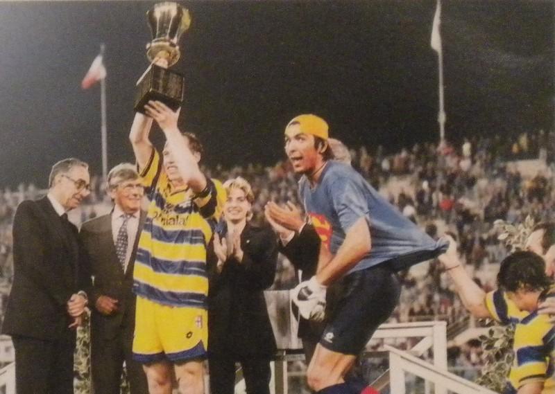 La Coppa Italia 1999