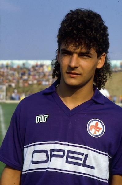 Roby Baggio in viola