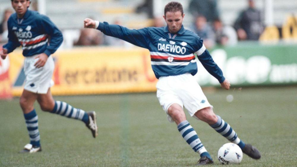 Sampdoria (1994-98)