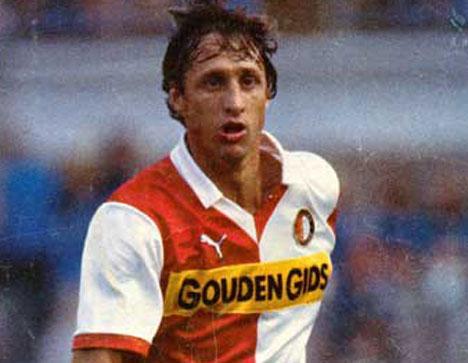 Cruyff al Feyenoord