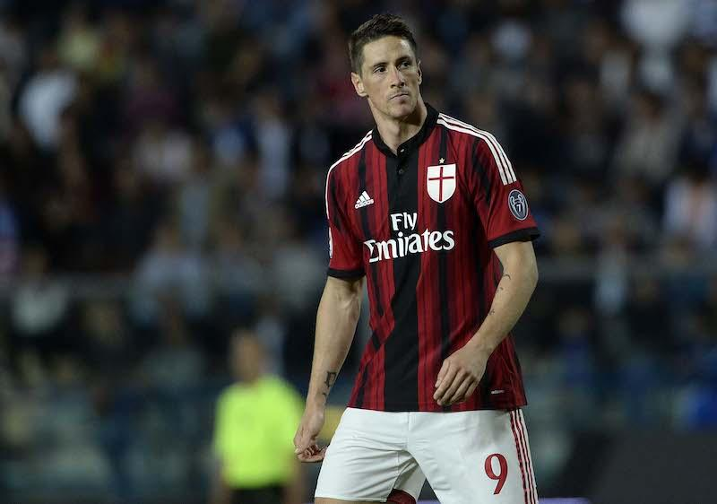 Fernando Torres, Milan