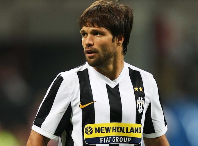 Diego, Juve