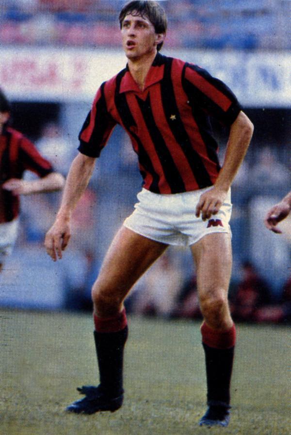 Cruyff al Milan