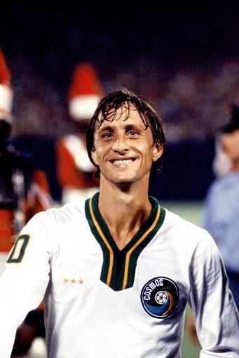 Johan Cruyff, New York Cosmos