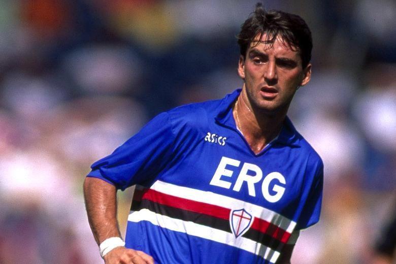 Mancini, Samp