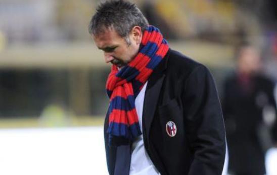 Mihajlovic, Bologna (2008-09)