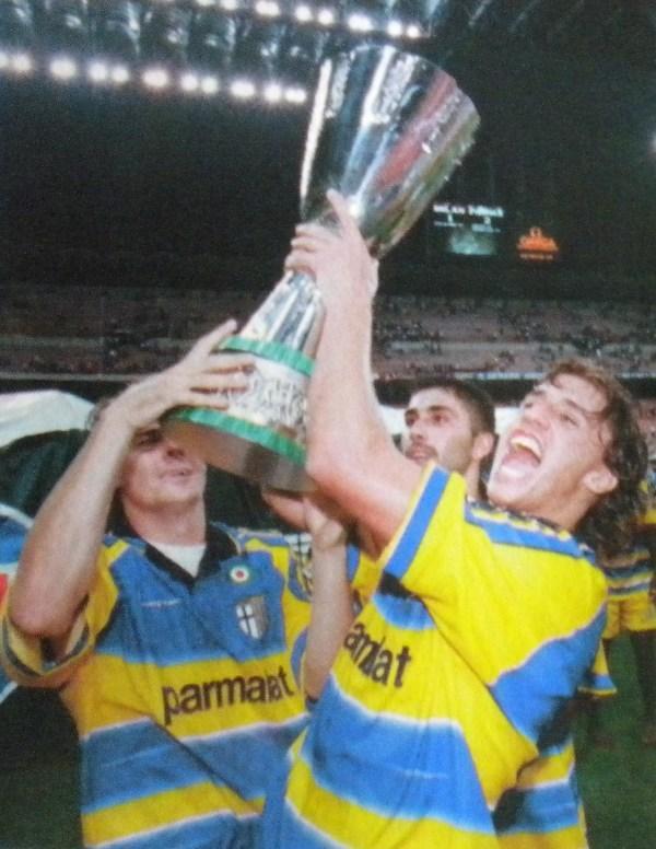 La Supercoppa Italiana 1999