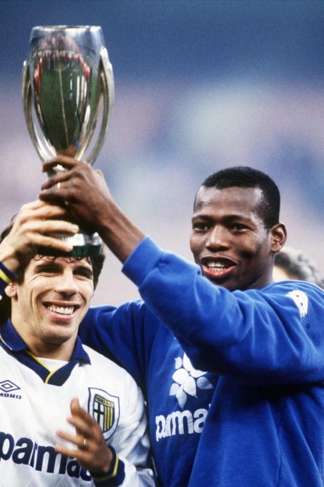 Zola, Asprilla e la Supercoppa Europea 1993