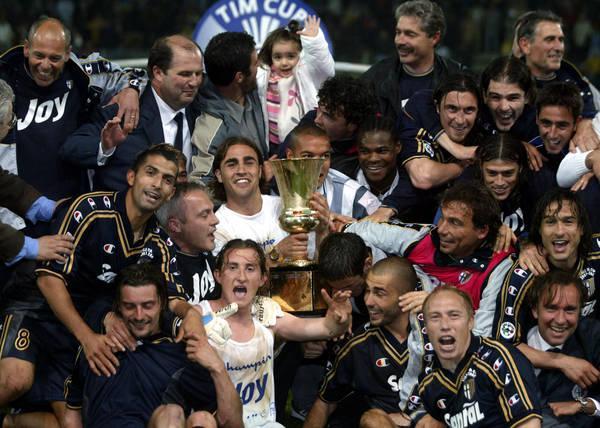 La Coppa Italia 2002