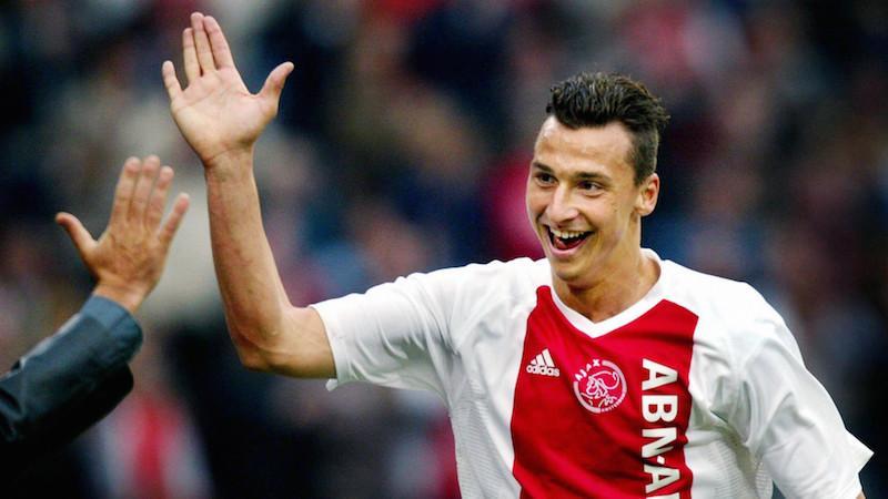 Ibrahimovic, Ajax