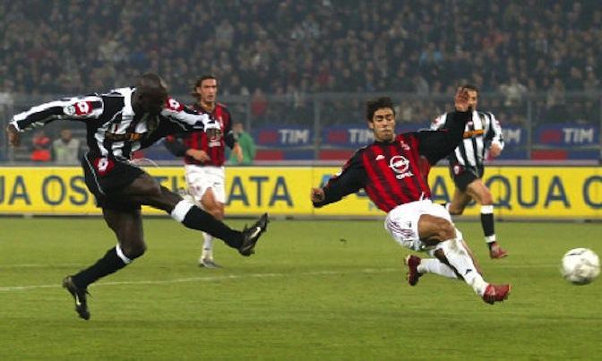 Thuram segna al Milan