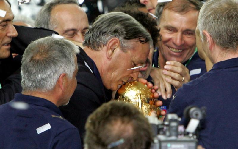 Riva. Team Manager della Nazionale italiana per oltre 20 anni