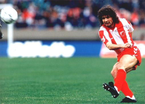 Mihajlovic, Stella Rossa (1991-92)
